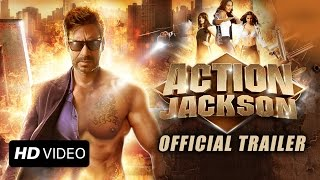 Action Jackson Official Trailer | Ajay Devgn, Sonakshi Sinha, Yami Gautam & Manasvi Mamgai - EROSENTERTAINMENT