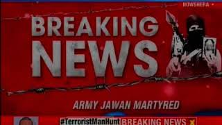 Pak resorts to unprovoked firing in Nowshera; army jawan martyred in the attack - NEWSXLIVE