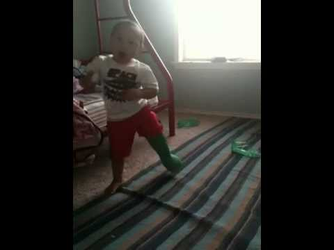 2 Year Old Walking With Full Leg Cast