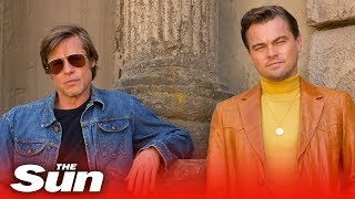 Quentin Tarantino's Once Upon a Time in Hollywood (HD) 2019 - THESUNNEWSPAPER