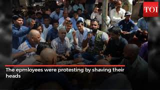 Ambulance workers end strike; MoU on salary hike - TIMESOFINDIACHANNEL