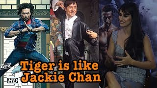 Tiger Shroff is like Jackie Chan: Disha Patani - IANSINDIA