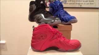 Nike Zoom Rookie LWP Memphis Express Red Shoes