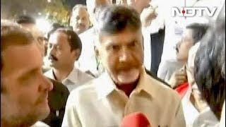दिल्ली में आज विपक्ष की बड़ी बैठक - NDTVINDIA