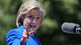 Hillary Clinton Goes on the Offensive: Will It Work? - BLOOMBERG