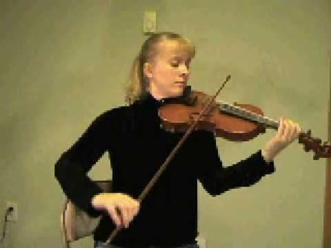 Twinkle Twinkle little star on violin