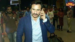 Karan Johar Steals Saif Ali Khan's Thunder In An Award Show | Bollywood News - ZOOMDEKHO