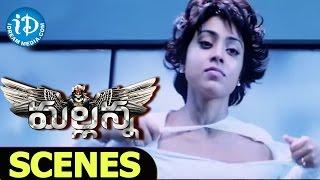 Mallanna Movie Scenes - Shriya Shocked on Seeing Ashish Vidyarthi's Condition - Chiyaan Vikram - IDREAMMOVIES