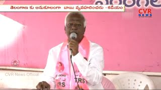 Kadiyam Srihari Slams Chandrababu Naidu | Election Campaign | CVR News - CVRNEWSOFFICIAL