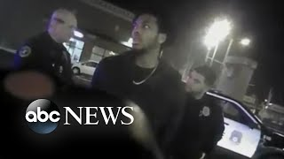 Milwaukee police release body cam footage of Sterling Brown's arrest - ABCNEWS