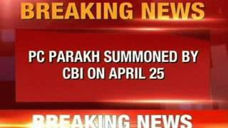 PC Parakh summoned to CBI on April 25 - NEWSXLIVE