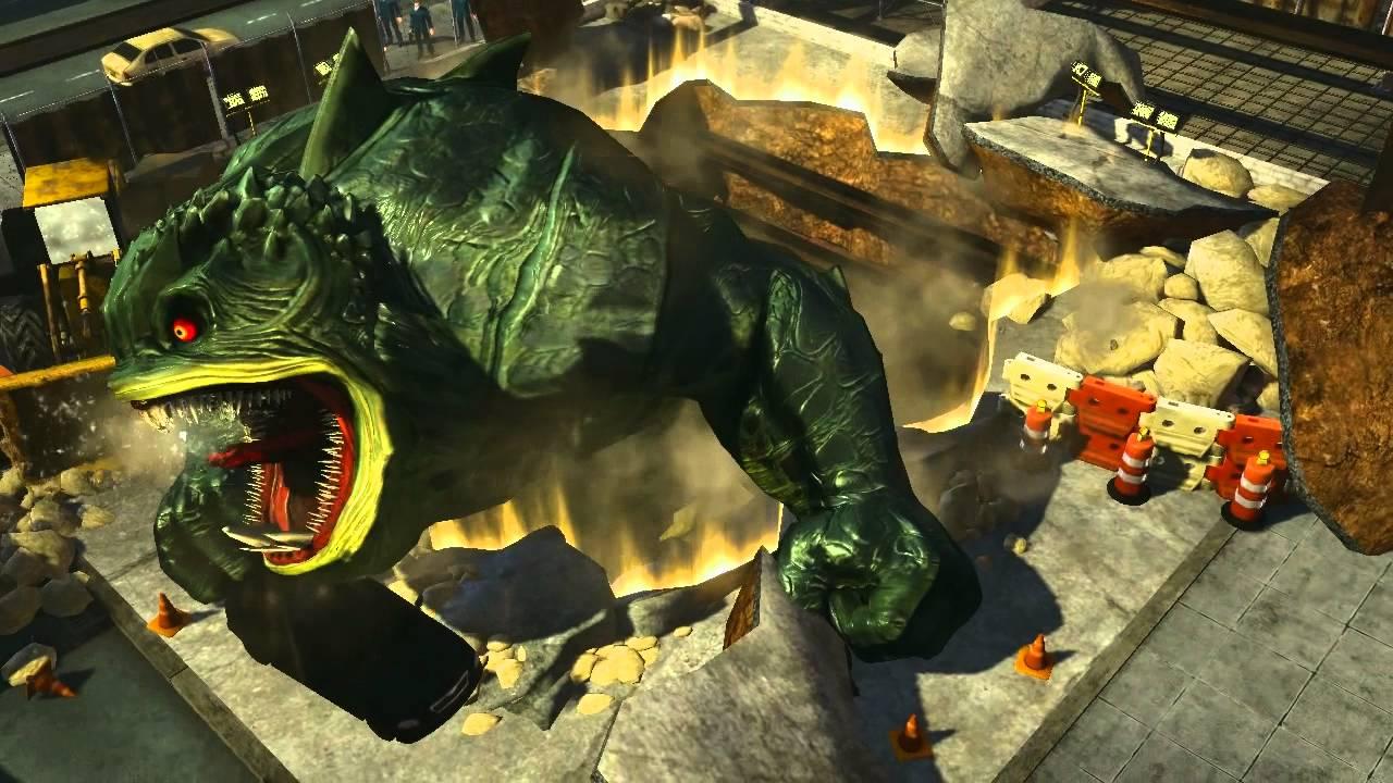 Marvel Heroes MMO: Destruction Trailer