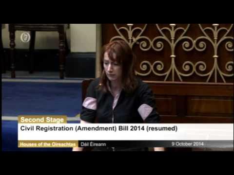 Civil Registration Amendment Bill 2014 pt 1