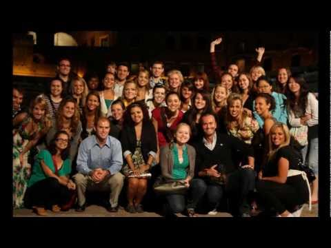 Temple University Rome: Semester/Academic Year Program Video