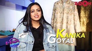 Kanika Goyal on her fashion choices & trends | What's Hot What's Not - ZOOMDEKHO