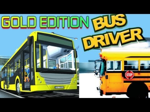 Bus Driver Gold Edition PC HD Gameplay