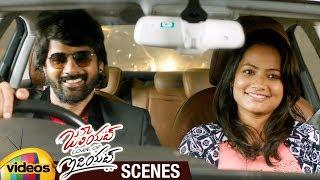Naveen Chandra Flirts with a Girl | Juliet Lover of Idiot Telugu Movie Scenes | Nivetha Thomas - MANGOVIDEOS