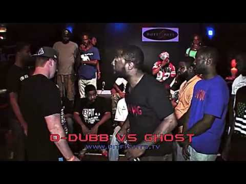 PIT FIGHTS BATTLE LEAGUE: O-DUBB VS GHOST: TOP DOG