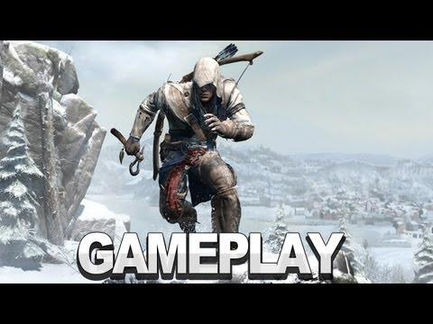 Assassin's Creed III - First Extended Gameplay Clip!