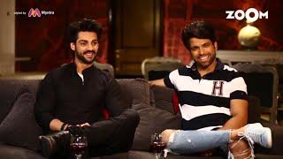 Karan Wahi & Rithvik Dhanjani | zoom Open House With Renil | Uncut - ZOOMDEKHO