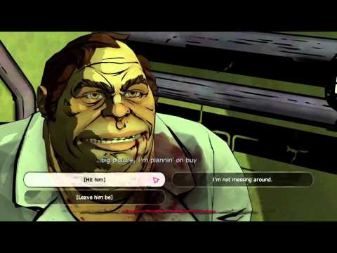 [1/4] The Wolf Among Us - Episode 2: Interrogation