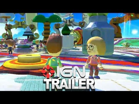 Wii U: Nintendo Land Trailer - Nintendo NYC Conference 2012