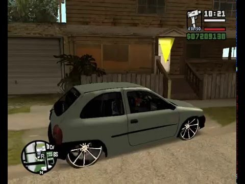Role De Corsa No GTA