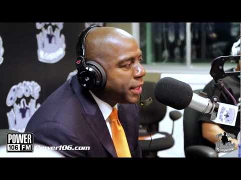 Magic Johnson on battling HIV | Power 106 Big Boy's Neighborhood Exclusive
