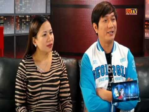 Tambalan sa RHTV - - Nicole Hyala and Chris Tsuper with Dina Bonnevie
