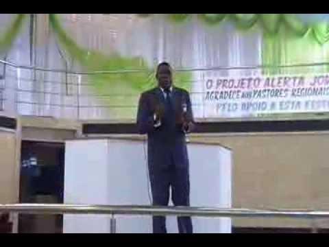 PREGAÇÃO com o Pastor Jorge Silva FILMADO NA IPDA SSA