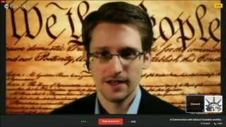 Snowden rocks SXSW: FULL SPEECH