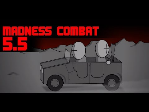 Madness combat the movie