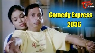 Comedy Express 2036 | B 2 B | Latest Telugu Comedy Scenes | #ComedyMovies - TELUGUONE