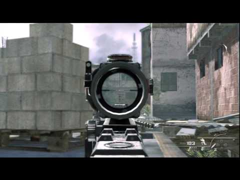 08. Call of Duty: Modern Warfare 2 - HD Veteran Difficulty Walkthrough - Takedown part 2/2