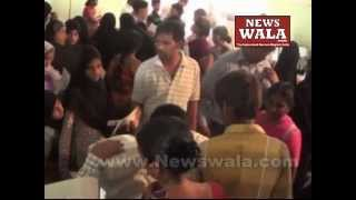Santoshnagar police organized a huge health camp for public - THENEWSWALA