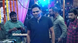 Jawaan premiere show at Sriramulu theater, Moosapet - idlebrain.com - IDLEBRAINLIVE