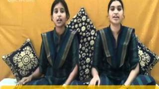 Learn Carnatic Classical Vocals: Lesson 1 - Sarali swaralu part 2