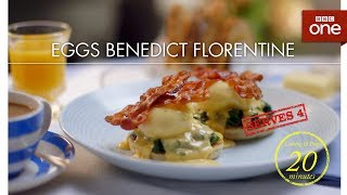 Mary Berry's tasty eggs Benedict Florentine - Classic Mary Berry - BBC One - BBC