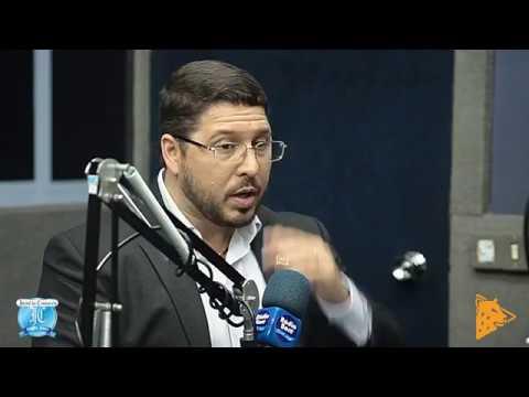 O pré-candidato ao Senado, o defensor publico Carlos Almeida Filho, foi entrevistado na tarde desta