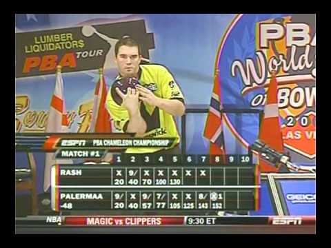 2010 - 2011 PBA  Chameleon Championship (Week 03) - Part 02