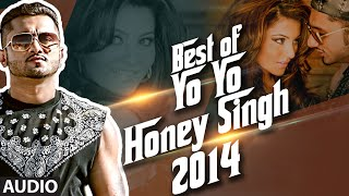 Best of Yo Yo Honey Singh - 2014 | Honey Singh Songs 2014 - TSERIES