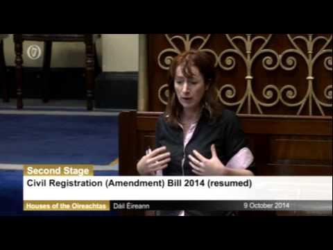 Civil Registration Bill 2014 pt 2