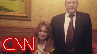 US accuses Russian woman of being foreign agent - CNN