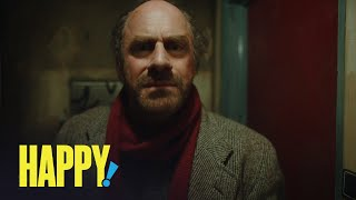 HAPPY! | Who Is Nick Saxs? | SYFY - SYFY