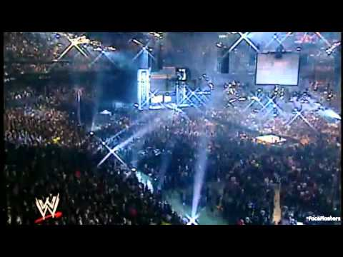 Stone Cold Steve Austin Entrance - Wrestlemania X7 (HD)