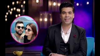 Koffee with Karan season 6: Virushka likely to be the first guest - NEWSXLIVE