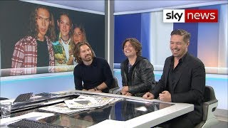 Hanson: All grown up - SKYNEWS