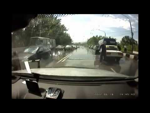 Funky Russian Drivers Compilation 2012