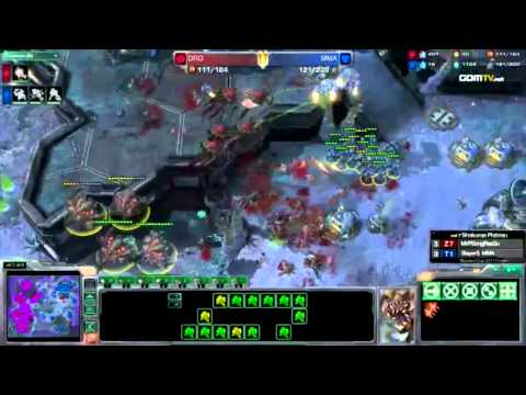 Starcraft 2 | Amazing Moments 2 | WakimomoMedia