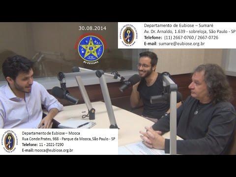 Nilton Schutz - Programa Caminhos da Consciência em 30/08/2014